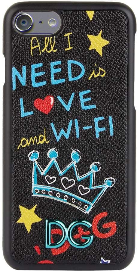 Dolce & Gabbana Millennials iPhone 7 Phone Case