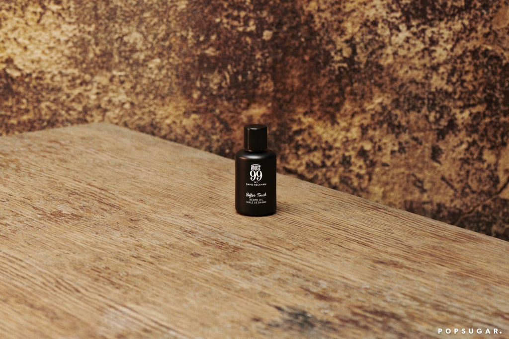 House 99 by David Beckham Softer Touch Beard Oil