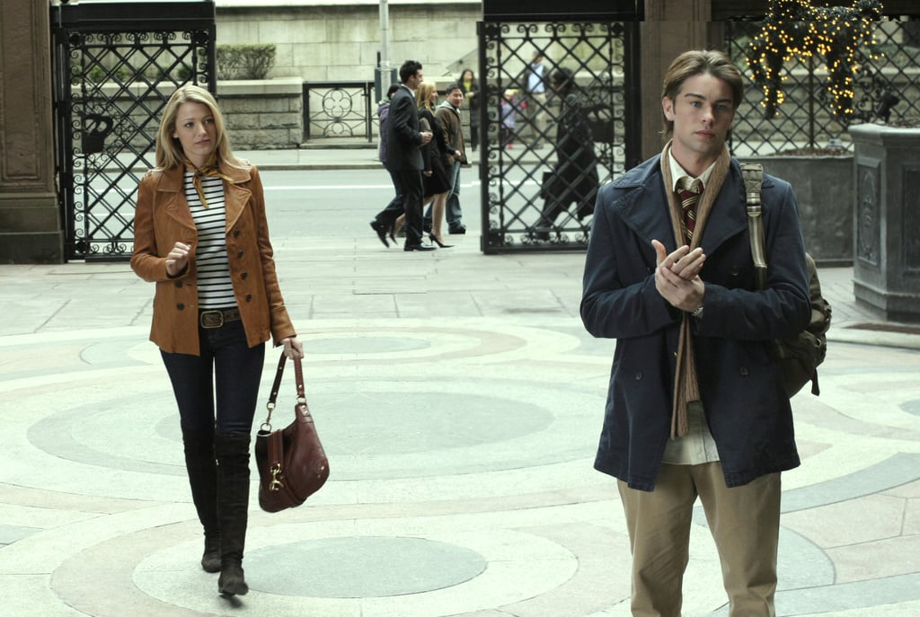 Gossip Girl Reboot's Nod to Serena Van Der Woodsen's Outfit