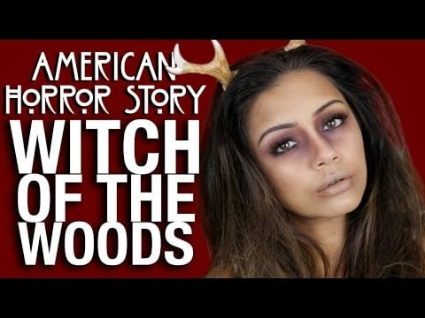 AHS Witch of the Woods — @KushalBeauty