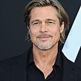 Sagittarius: Brad Pitt, Dec. 18