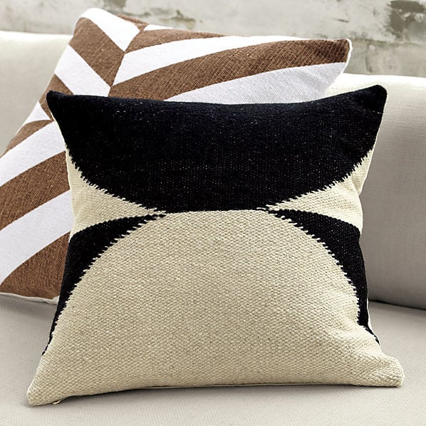 Lenny Kravitz Dhurrie Throw Pillow