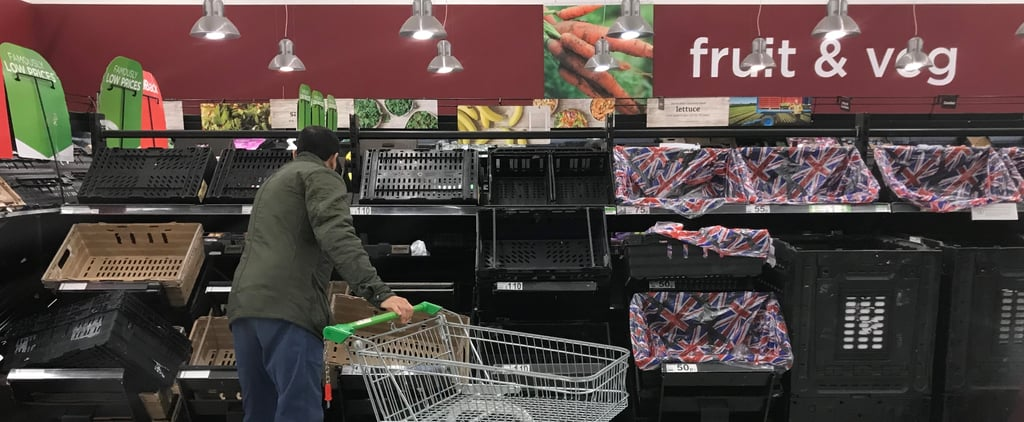 Sainsbury's Introduces Elderly-Only Hour Due to Coronavirus