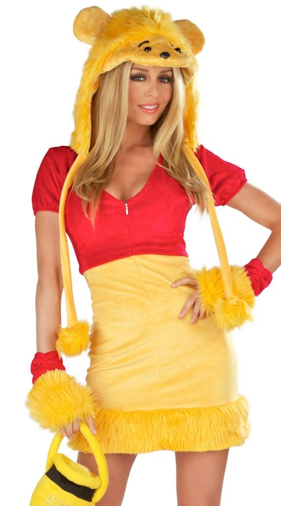 Winnie the Pooh  sc 1 st  Popsugar & Winnie the Pooh | Ridiculous Sexy Halloween Costumes 2016 | POPSUGAR ...