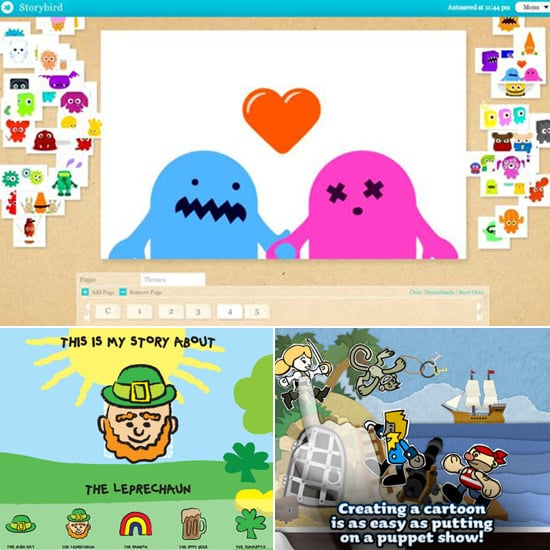 9 Top Story-Making Apps For Creative Kids
