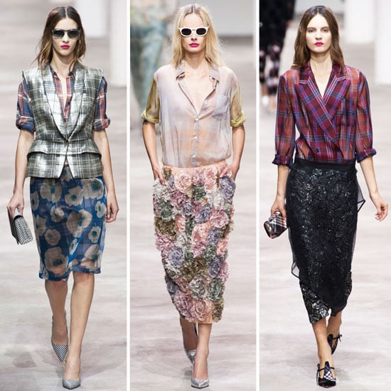 Dries Van Noten Spring 2013 | Pictures
