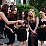 """Who Is """"A""""? A Pretty Little Liars History in Two Minutes"""