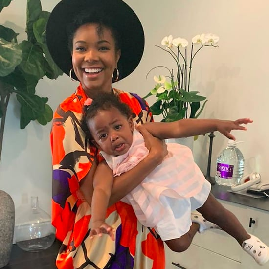 Gabrielle Union Shares Kaavia's Easter Tantrum on Instagram