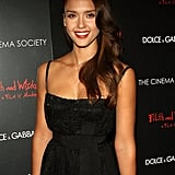 Jessica Alba Is a Hot Oh Mama Obama!