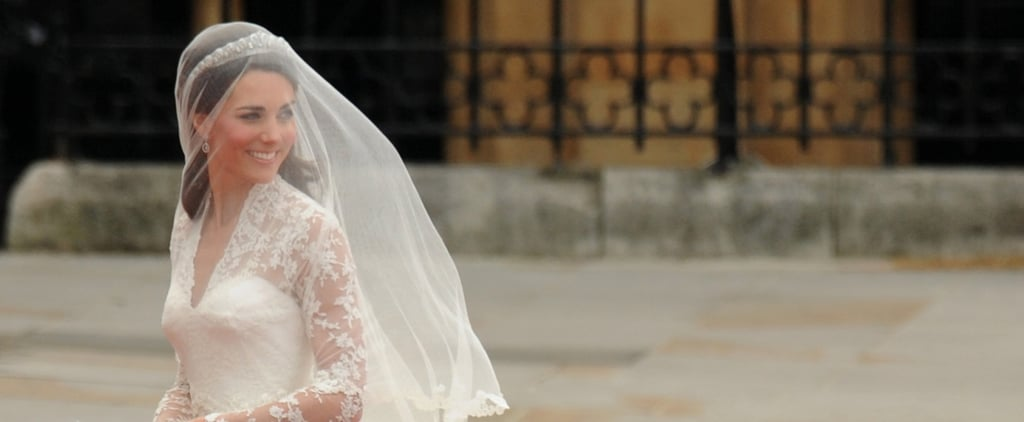What Perfume Did Kate Middleton Wear on Her Wedding Day?
