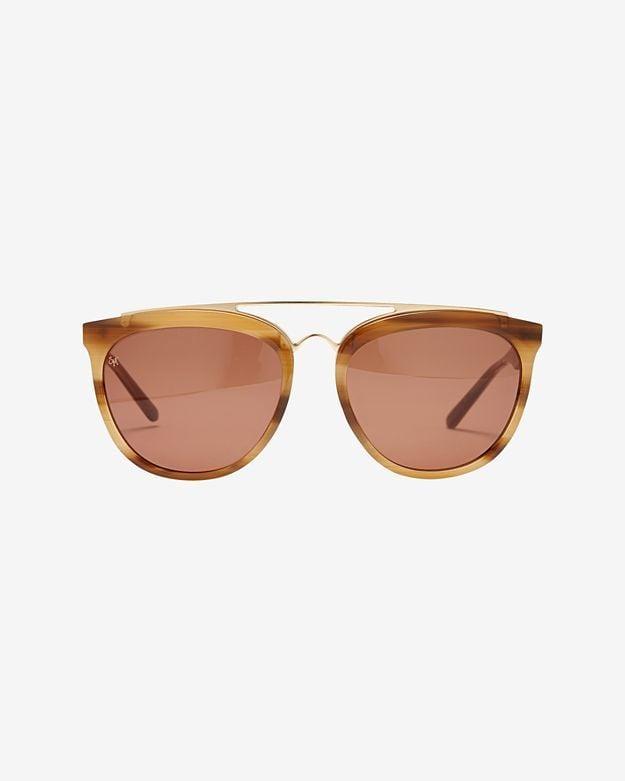Smoke X Mirrors Volunteers Tortoise Sunglasses ($295)