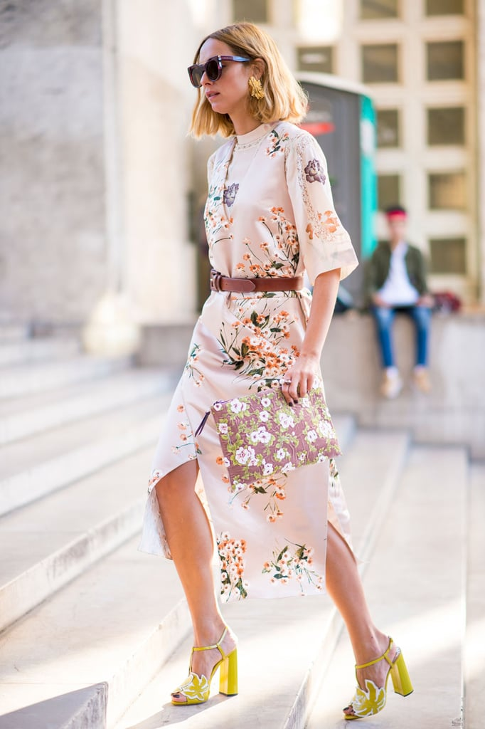 Top-to-Toe Florals