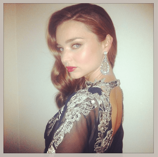 Oscars Instagram Pictures 2013   Fashion