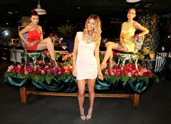 JHL For Siren Shoes Launch
