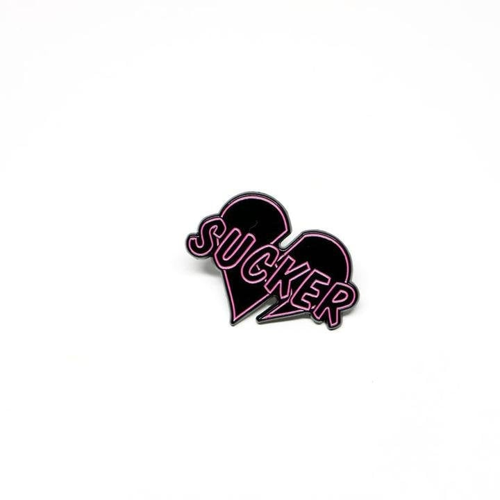"Jonas Brothers ""Sucker"" Enamel Pin"