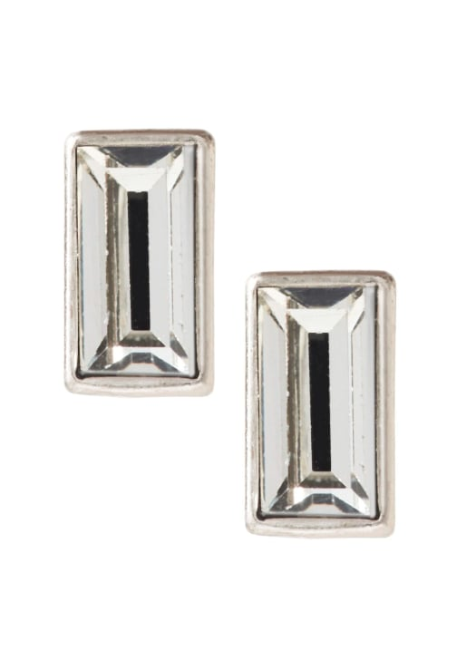 Baguette Stud Earrings
