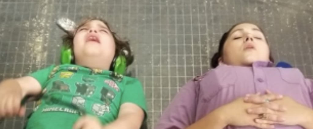 Universal Orlando Employee Helps Boy With Autism
