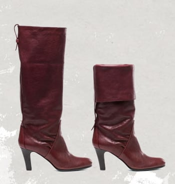 Simply Fab: Gryson Fold Down Boot