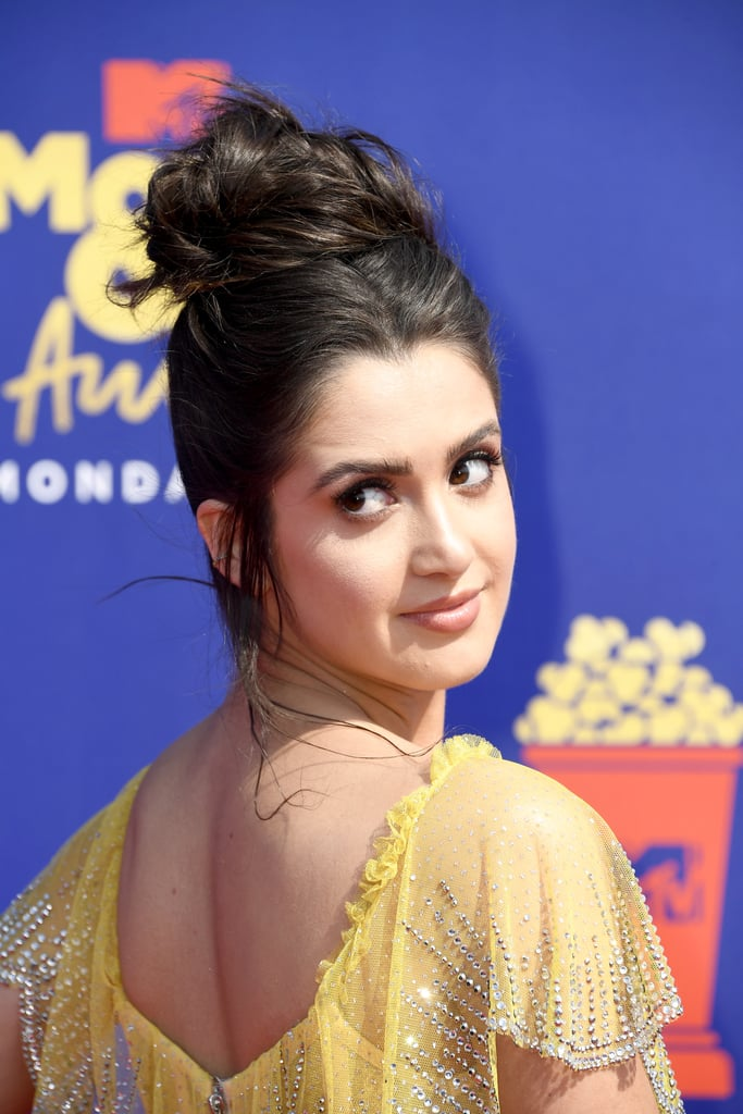 Laura Marano at the MTV Movie & TV Awards