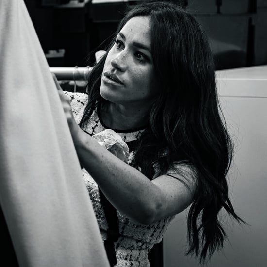 Meghan Markle's British Vogue September Issue 2019