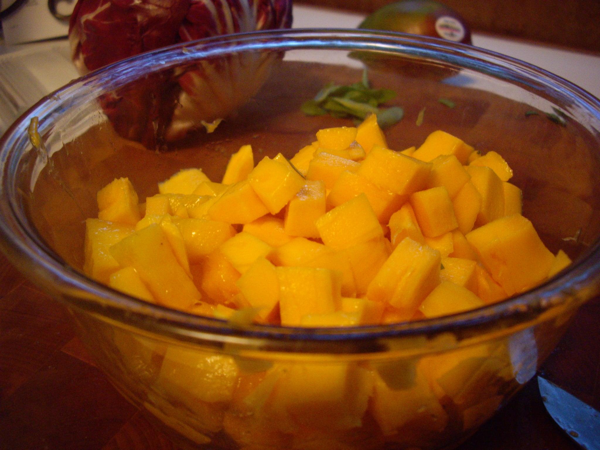 Mango Caprese Salad | POPSUGAR Food