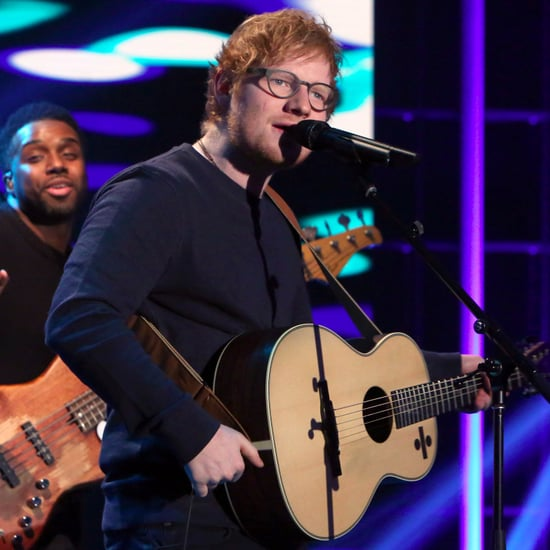 "Ed Sheeran Performs ""Shape of You"" on The Ellen Show 2017"