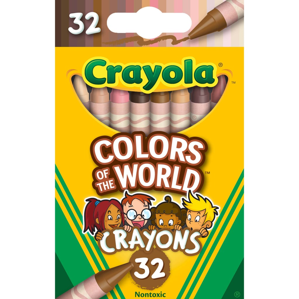 Crayola Multicultural Pencils, Crayons, and Markers