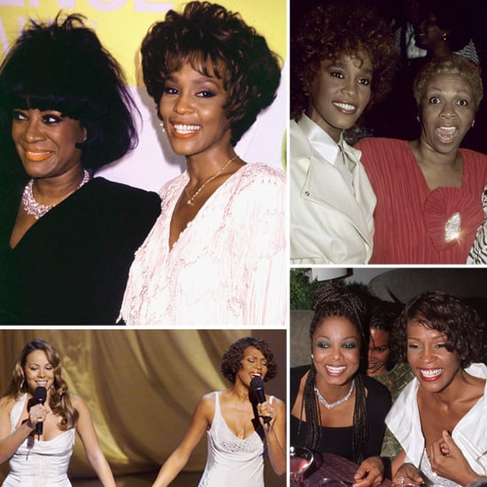 Whitney Houston With Other Singers