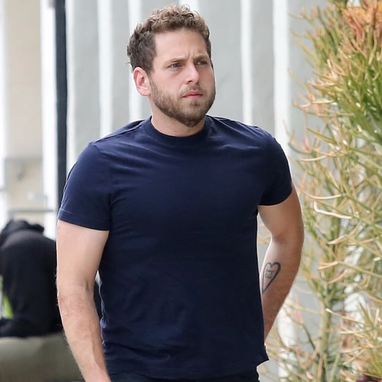 Jonah Hill Walking in NYC June 2017