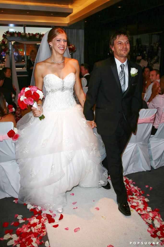 Kevin Federline Gets Married — See His Vegas Wedding Photos!