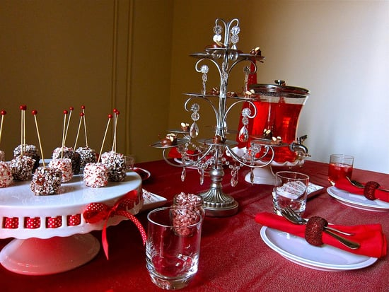 PopSugar Living Highlights: A Shirley Temple Children's Table