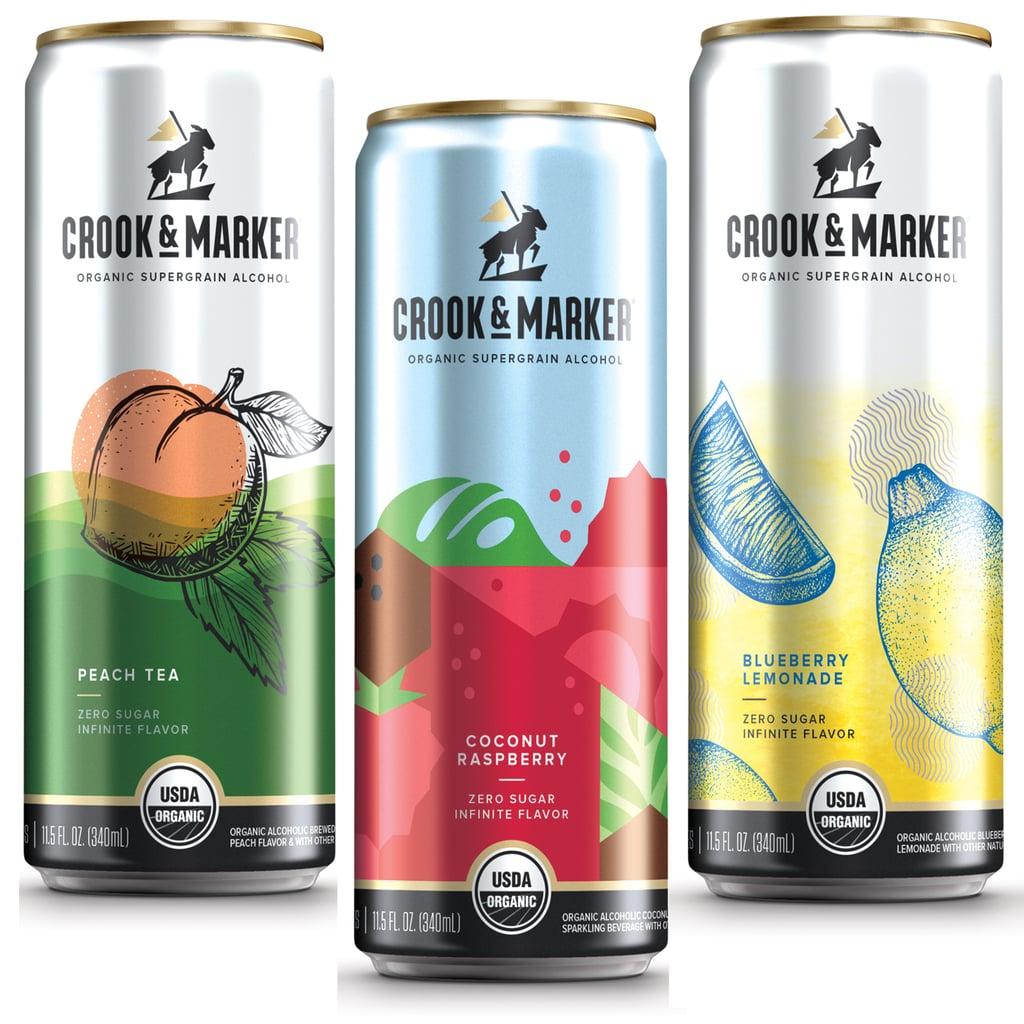 Crook & Marker Releases Spiked Tea and Lemonade