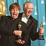 Elton John and Tim Rice, 1995
