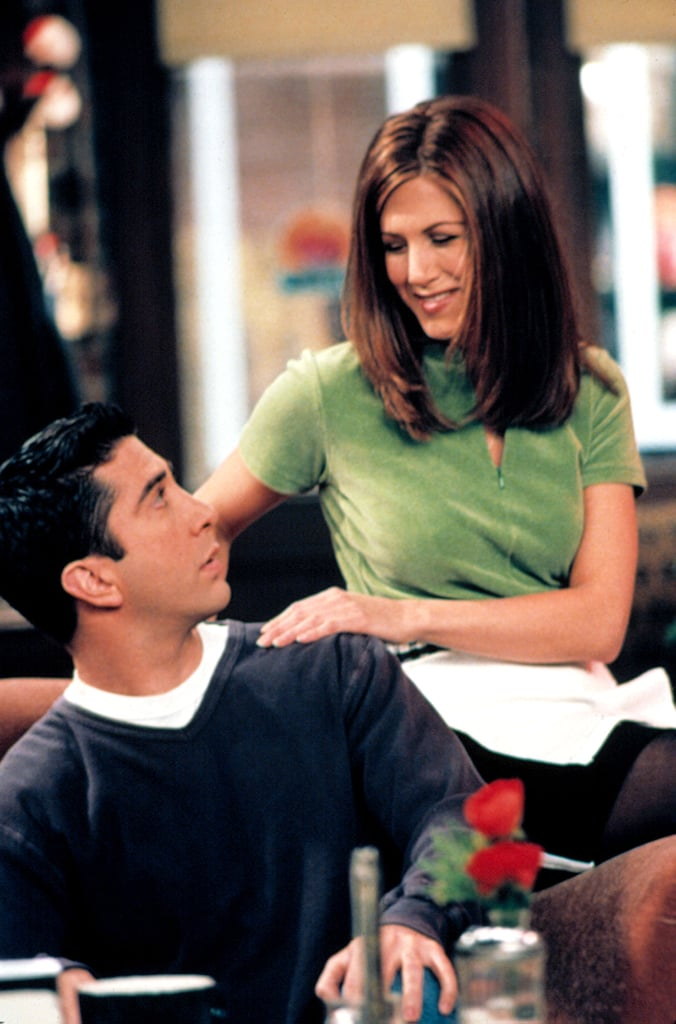 Jennifer Aniston on Rachel and Ross Still Being Together