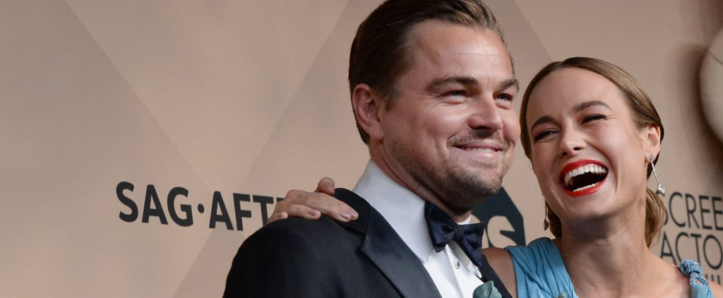 Leonardo DiCaprio Clearly Has No Plans to Stop Being Handsome Anytime Soon
