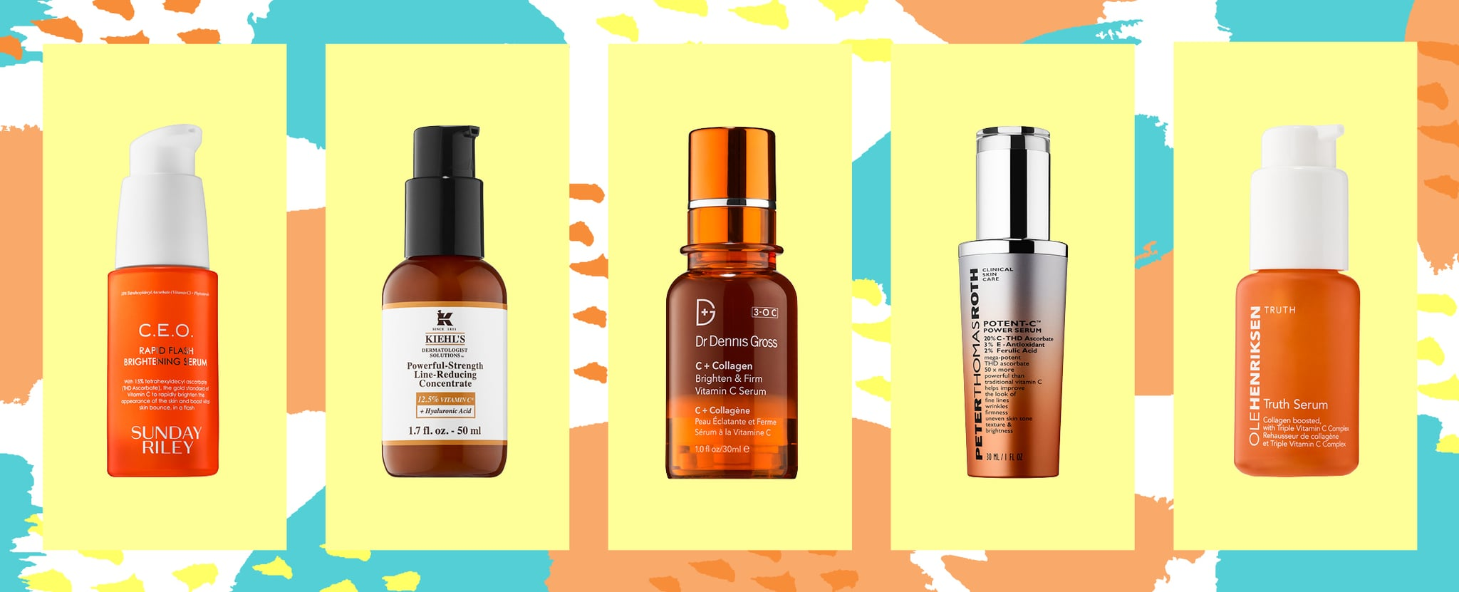 Why Vitamin C Is Skincares Golden Ingredient Popsugar Beauty White Vit Collagen Image