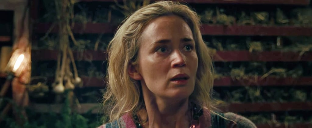 We're Already Having Nightmares About Emily Blunt and John Krasinski's New Horror Movie