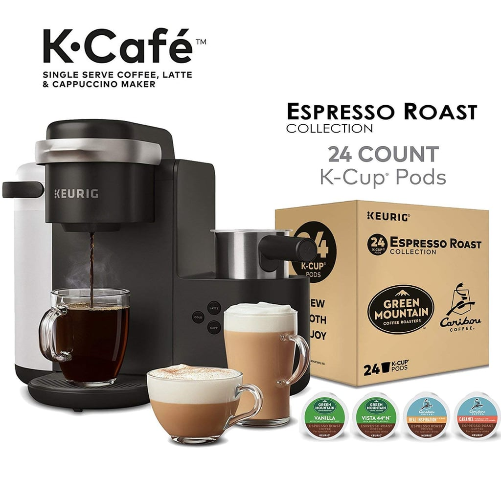 Keurig K-Cafe Single Serve Latte and Cappuccino Coffee ...