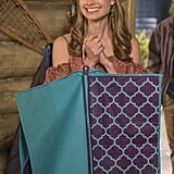 That Madison, always smiling. Is Kate's wedding dress hiding in that garment bag?