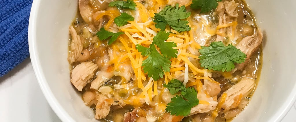 Ruby Tuesday White Chicken Chili Recipe