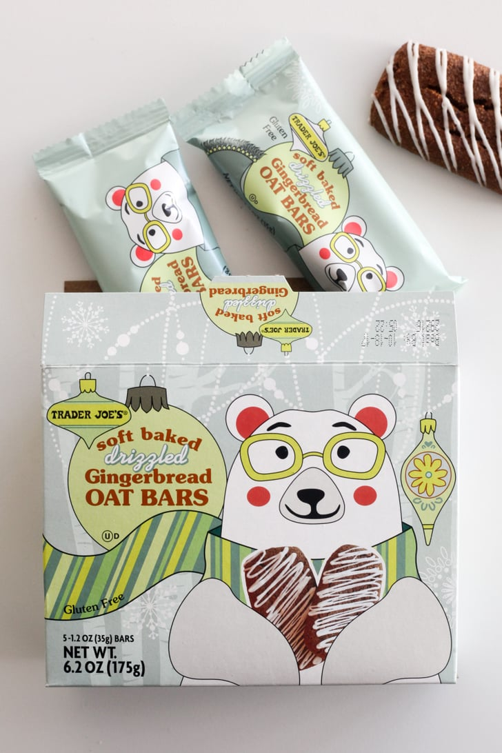 Pick Up Soft Baked Drizzled Gingerbread Oat Bars 2