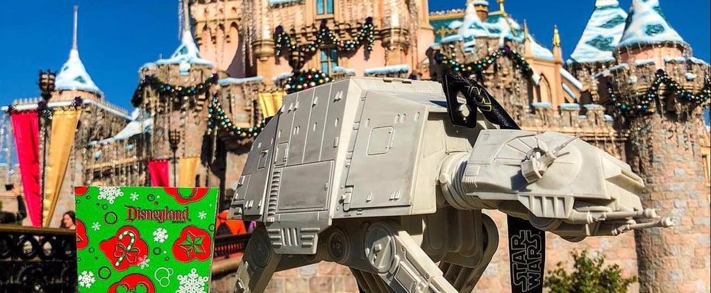 Star Wars AT-AT Disneyland Popcorn Buckets