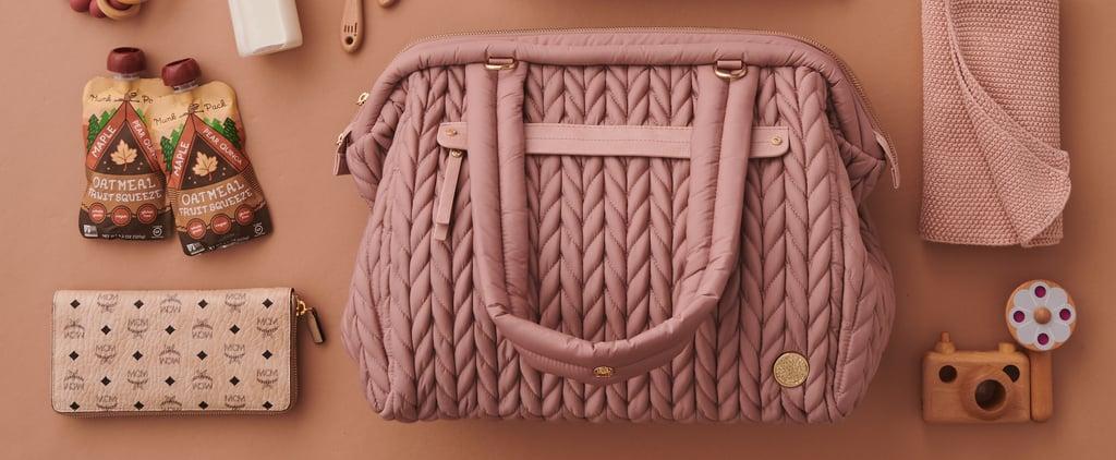 Happ Brand Diaper Bag Review