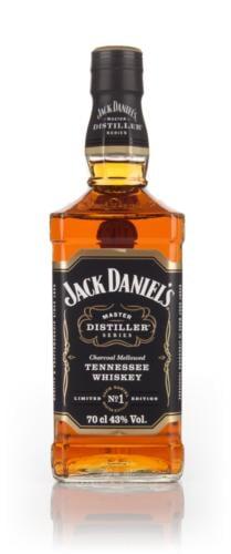 bottle of Jack Daniels
