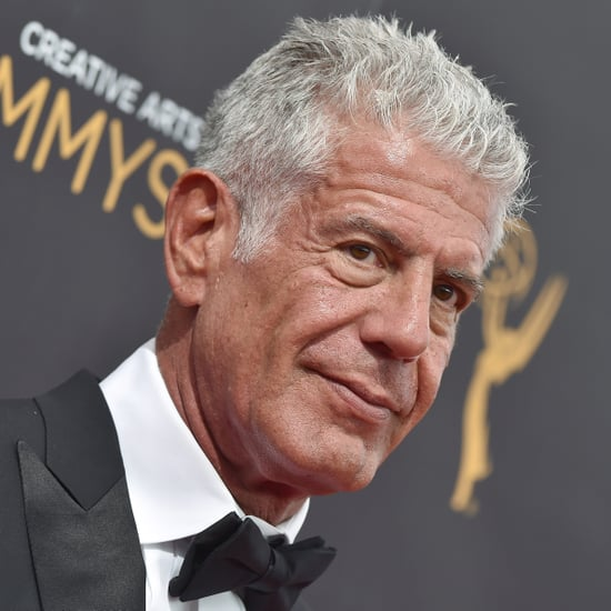 Anthony Bourdain's Posthumous Emmy Nomination 2018