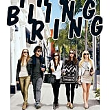 Sofia Coppola's The Bling Ring was a standout at the festival and, adding to the intrigue, happened to coincide with a real-life diamond heist. The night of the movie's premiere, the Chopard boutique in Cannes was robbed of $1 million in precious jewels. The coincidence even got some conspiracy theorists at the fest buzzing that it was a carefully orchestrated publicity stunt. Lines for screenings of The Bling Ring were some of the longest we saw at the festival, and Sofia rightfully celebrated the success. After the film's premiere and afterparty, she and husband Thomas Mars stopped in the lounge at the Hotel Martinez, where they fielded congratulations before calling it a night.