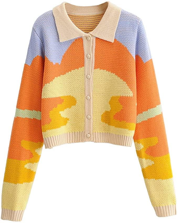 Y2K Knit Sweater