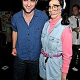 Katy Perry Wearing This Next to Robert Pattinson