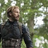Captain America, aka Steve Rogers