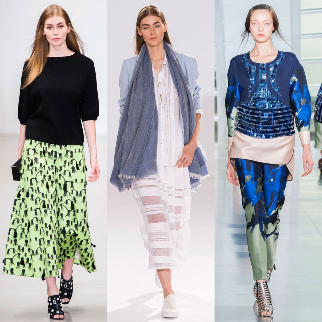 Most Wearable Runway Looks at Fashion Week Spring 2015